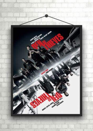 Den of Thieves Large Movie Poster Art Print A0 A1 A2 A3 A4 Maxi