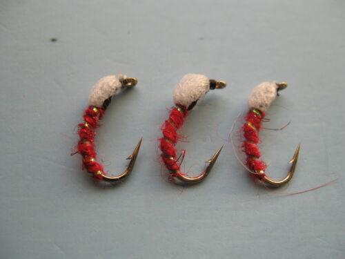 3 x SUSI RED BUZZERS  sizes 10,12,14 available