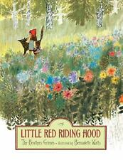 Little Red Riding Hood-ExLibrary