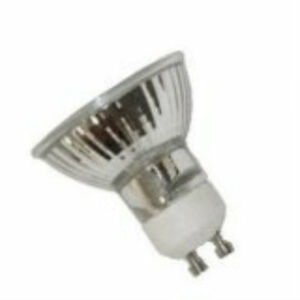 25w 120v gu10 c replacement bulb for chesapeake bay candle warmer 25 watts ebay. Black Bedroom Furniture Sets. Home Design Ideas
