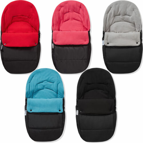 Premium Car Seat Footmuff Cosy Toes Compatible with Kids Kargo
