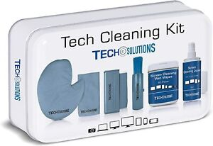 Antibacterial Computer Cleaning Kit (Tech Solutions) * FAST UK DISPATCH *
