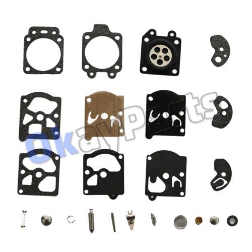 WALBRO Carburateur Kit 530069844 pour Poulan Craftsman 2050 2055 2075 2150 2175