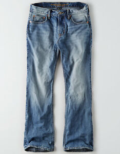 American Light 40x30 Men's Jeans Eagle Wash Classic Bootcut fqf1arw