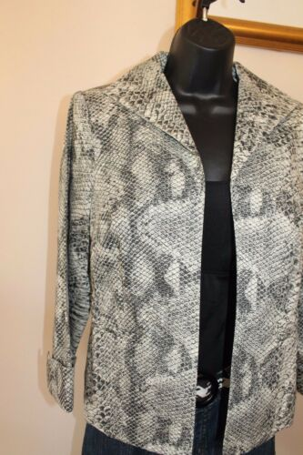 Viper 3s962 S Dressy Sisters femmes Fun manteau Open 3 Usa Jacket Made Nwt 5213b SIXnUw
