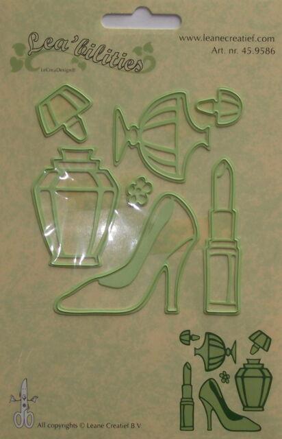Lea'bilities Design Cutting Die Ladies things, craft, card making, scrapbooking