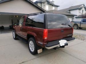 1999 Chevrolet Tahoe LT 2 Doors