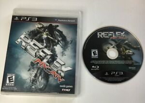MX-vs-ATV-Reflex-Sony-PS3-PlayStation-3-2009-Racing-Game-Complete-w-Manual