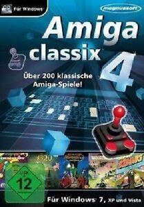 Amiga-Classix-4-pour-windows-7-pc-NEUF-amp-immediatement
