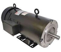 1.5 Hp 1750rpm 143/145tc Frame 180 Volts Dc Dayton Electric Motor Model 4z379