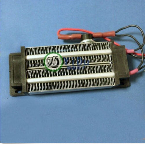 AC 220V PTC heating element heater 500W heater ceramic Thermostatic