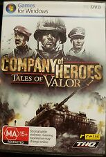 Company of Heroes - Tales of Valor - PC GAME - FAST POST