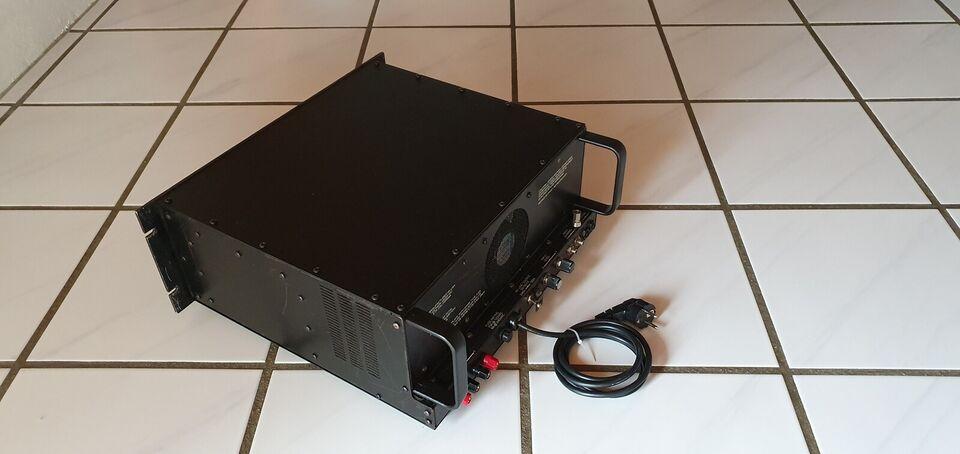 Effektforstærker, Cerwin-vega, A-600