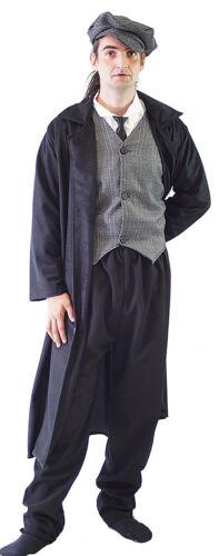 WAISTCOAT /& FLAT CAP SET 1920/'s-Stag Night-Gangster-Shelby PEAKY BLINDERS COAT