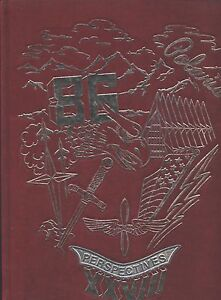 Colorado Springs CO United States Air Force Academy yearbook 1986 Colorado