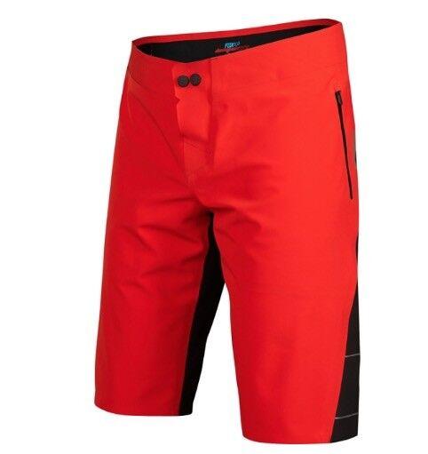 Bicicleta de Montaña Fox Racing aguacero  Corto [Rojo negro] 36  tienda de ventas outlet