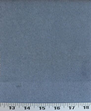 Drapery Upholstery Fabric Corduroy Textured Cloth Backed Suede - Periwinkle Blue