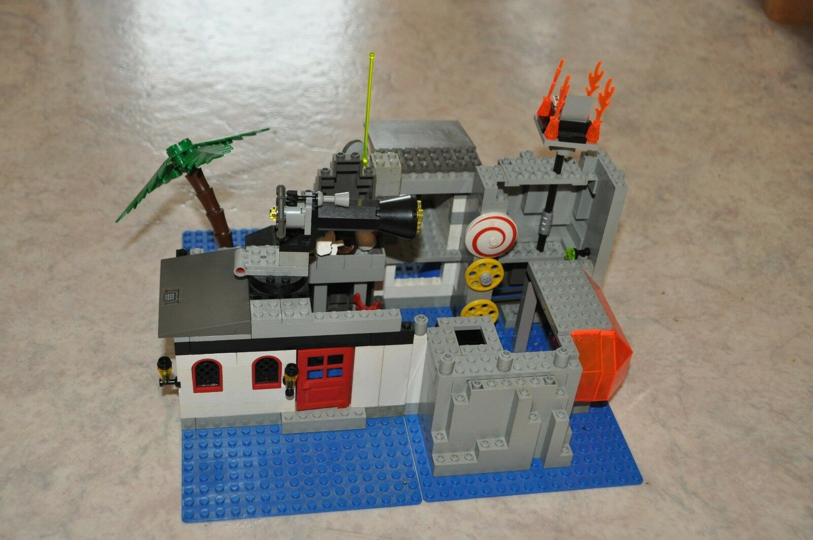 LEGO System 6494 - Time Cruisers Magic Mountain Time Lab