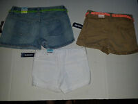 Old Navy Girls Shorts Various Sizes Jean White Or Khaki