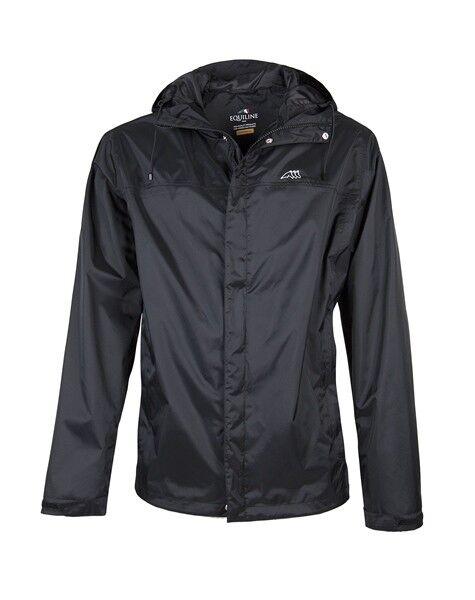 Equiline Luke lluvia chaqueta unisex