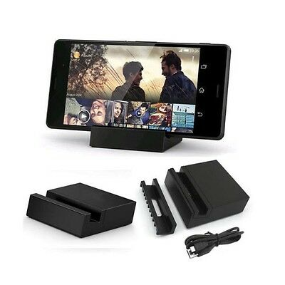 High quality DK48 Magnetic Desktop Charging Dock Cradle station For Sony Xperia