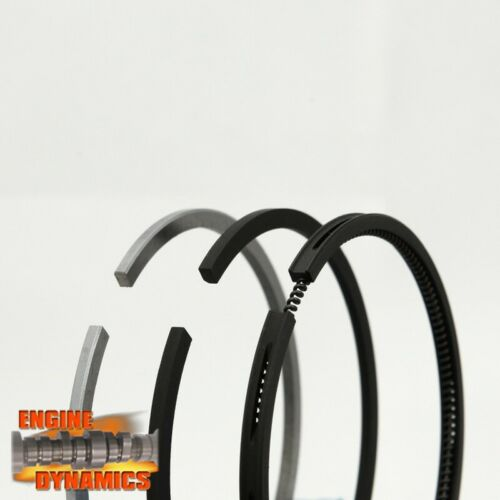 Kolbenringsatz für Hatz E80 81,00 Übermass 2,5-2,5-4,0