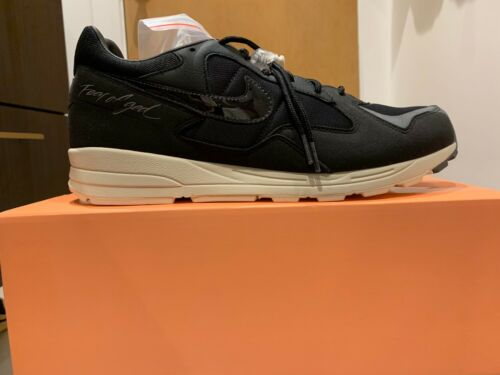 Sz hombre 11 5 Air Black bq2752 Skylon Ii Of God para Fear 001 Nike 8xTS1S