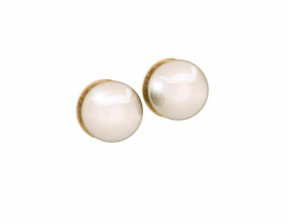 NEW REBECCA  TRILOGY  PEARL EARRING