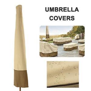 Umbrella-Cover-Waterproof-Patio-Outdoor-Umbrella-Protect-Carry-Zipper-Bag-Durabl