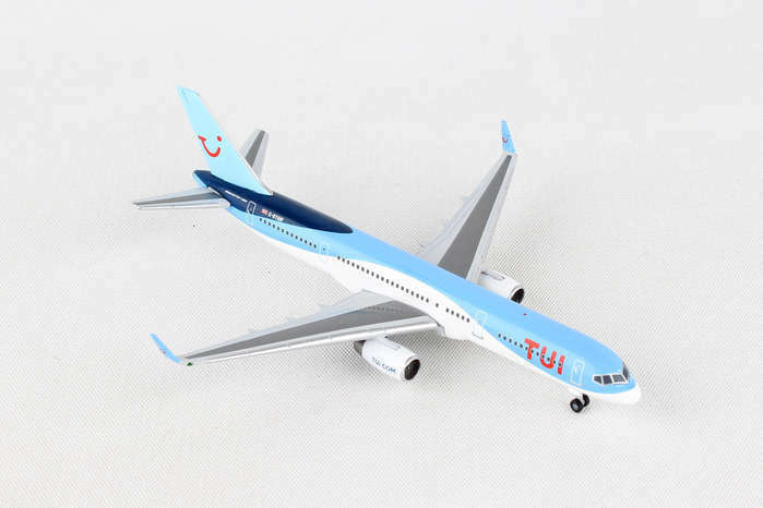 HE530903 HERPA WINGS TUI TUI TUI AIRWAYS BOEING 757-200 1 500 DIE-CAST MODEL REG G-BYAW 873a62