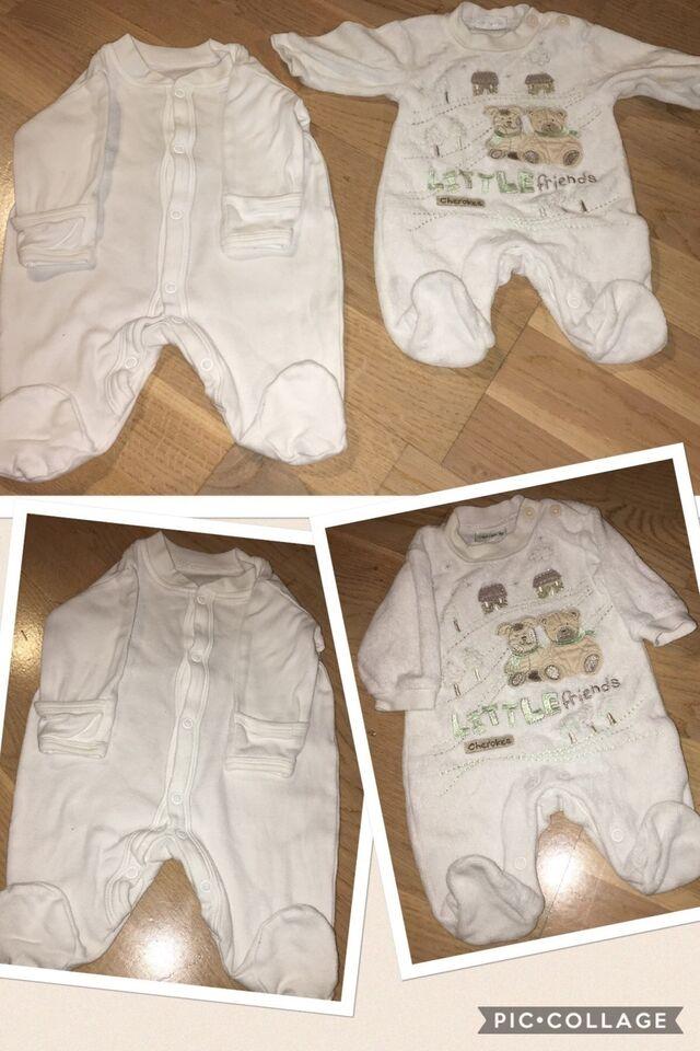670afea973d Exceptionel Blandet tøj, nyfødt baby, str. – dba.dk – Køb og