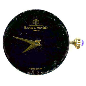 BAUME-amp-MERCIER-BM777-17-JEWELS-WATCH-DIAL-AND-MOVEMENT-FOR-PARTS-OR-REPAIRS