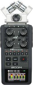 New-Zoom-H6-Handy-Modular-Field-Recorder-Auth-Dealer-Warranty-Best-Deal-on-ebay