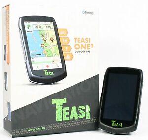 TEASI One 3 - GPS Navi für Fahrrad, Wandern und Geocaching