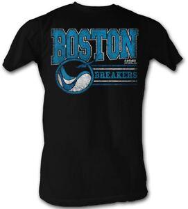 Boston-Breakers-USFL-Logo-Men-039-s-Tee-Shirt-Lightweight-Black-Sizes-S-5XL