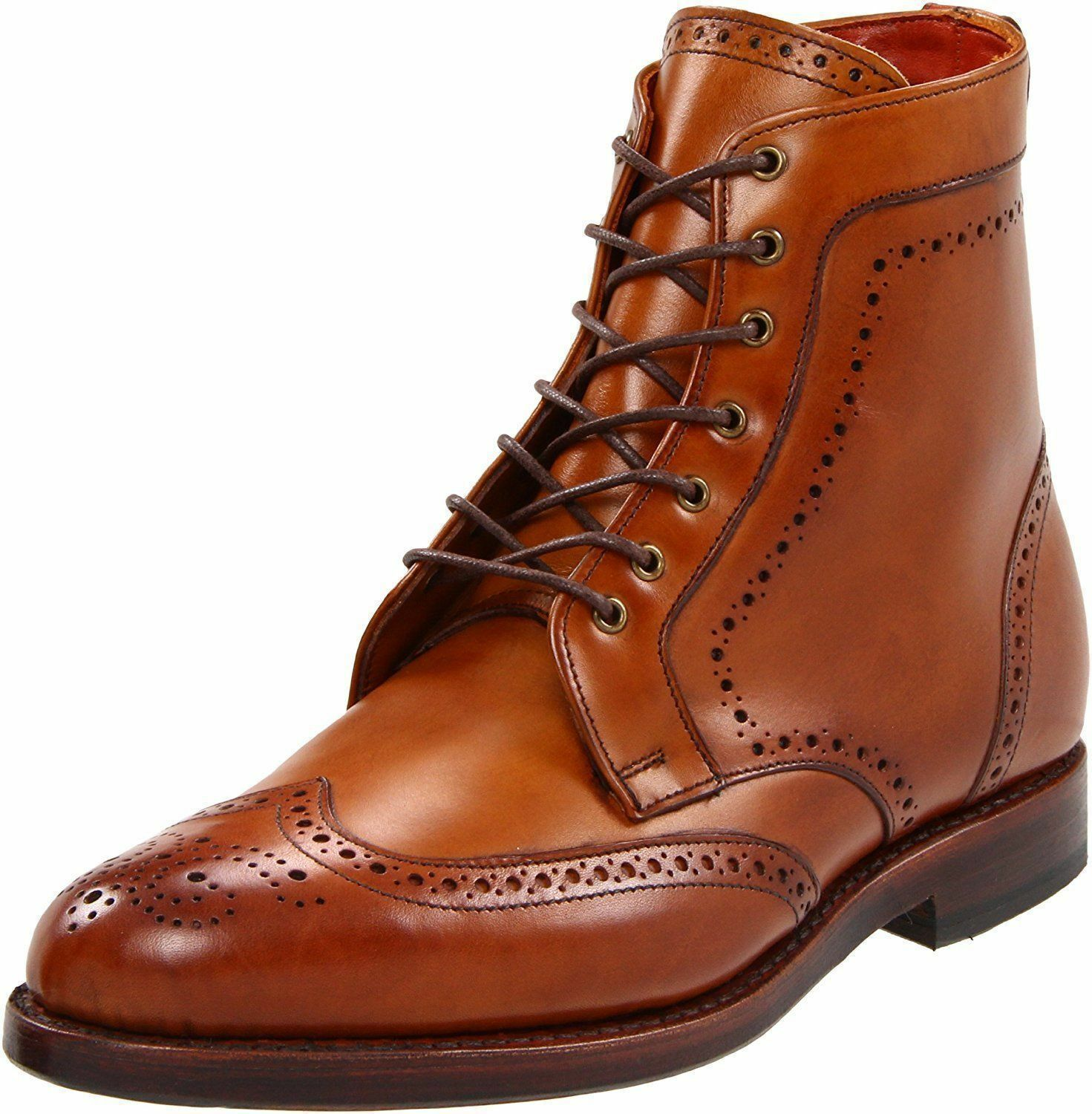 Mens Handmade Real Leather Boots High Ankle Genuine Leather Chelsea shoes