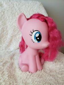 My Little Pony Pinkie Pie Figure Hasbro Brushable Hair Pink MLP Large Styling
