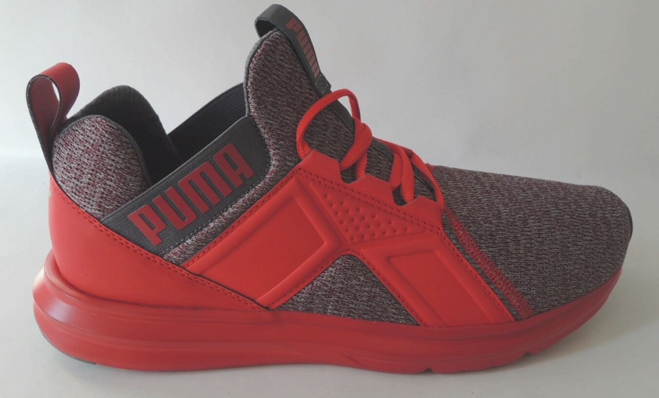 NEU Puma Enzo MultiKnit Herren Größe 43 Herren MultiKnit Socken Schuhe Sneaker 191745-03 9d2754