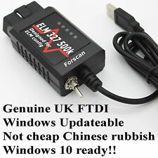 Ford Ka Usb Obd Obd Interface Scanner Fault Code Diagnostic Tool