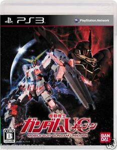Used-PS3-Mobile-Suit-Gundam-UC-SONY-PLAYSTATION-3-JAPAN-JAPANESE-IMPORT