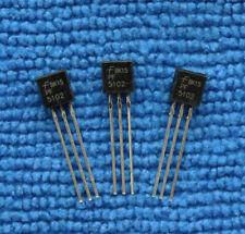 10pcs Pf5102 Jfet N Ch 40v 625mw To92 Fairchild New