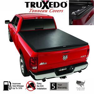Truxedo Truxport Tonneau Cover Roll Up 2019 Dodge Ram 1500 5 7 Bed W Rambox Ebay