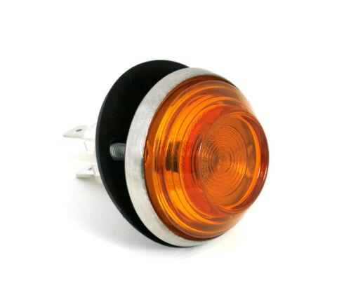 Fiat 500 600 850 1100 1300 124 Side Marker Light New