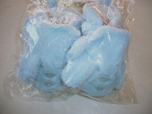 natur hellblau kuschlige Baby Schuhe 0-12 Monate Motiv SCHAF rosa