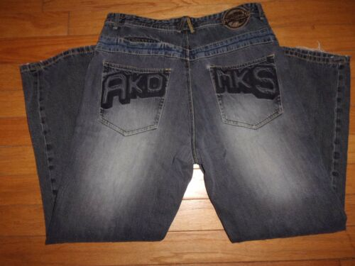X Jeans Hommes 32 Akademiks Pocket 36 Taille Nice 5 wRACgqxT