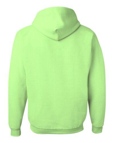 JERZEES NuBlend Hooded Sweatshirt Fleece Pullover Hoodie Jumper Size S-4XL 996MR