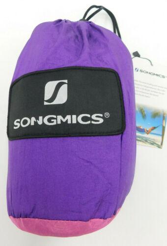 Songmics Ultraleichte Hängematte für 2 Personen Modelle GDC20GN