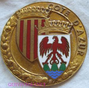 Sensible Badge De Calandre - Cote D'azur