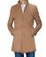 Cappotto-Uomo-Elegante-Giubbotto-Invernale-Blu-Camel-Trench-Lungo miniature 19