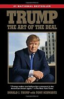 Trump The Art Of The Deal, New, Free Shipping on sale